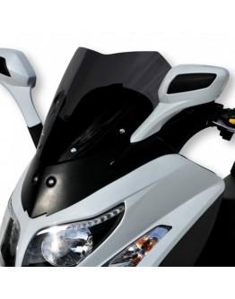Ermax Ζελατίνα Sym GTS 300 Evo 09-12 Sport Dark Smoke