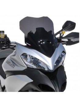 Ermax Ζελατίνα Ducati Multistrada 1200 13-14 Sport Dark Smoke