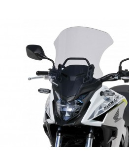 Ermax Ζελατίνα Honda CB 500 X 19-20 Touring Light Smoke