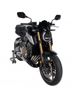 Ermax Ζελατίνα Honda CB 650 R 19-22 Hyper Sport Dark Smoke