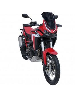 Ermax Ζελατίνα Honda CRF 1100 L Africa Twin 20-21 Sport Dark Smoke