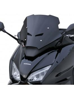 Ermax Ζελατίνα Honda Forza 750 21-22 Hyper Sport Dark Smoke