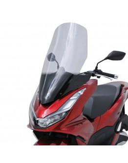 Ermax Ζελατίνα Honda PCX 125/150 21-22 High Light Smoke
