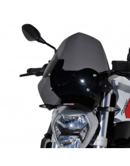 Ermax Ζελατίνα BMW R 1200 R 15-18 Nose Dark Smoke