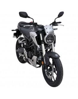 Ermax Ζελατίνα Honda CB 300 R 19-21 Sport abs Black