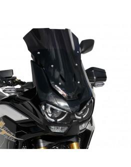 Ermax Ζελατίνα Honda CRF 1100 L Africa Twin Adventure Sports 20-21 Sport Dark Smoke