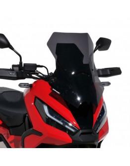 Ermax Ζελατίνα Honda X-ADV 750 21-22 Touring Dark Smoke