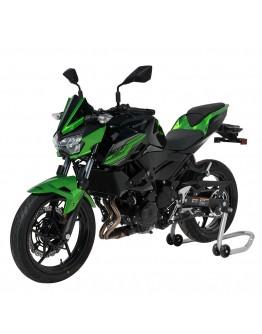 Ermax Ζελατίνα Kawasaki Z 400 19-20 Nose Black Unpaited