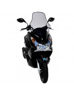 Ermax Ζελατίνα Honda PCX 125/150 10-13 Light Smoke