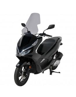 Ermax Ζελατίνα Honda PCX 125/150 18-20 High 85cm Light Smoke