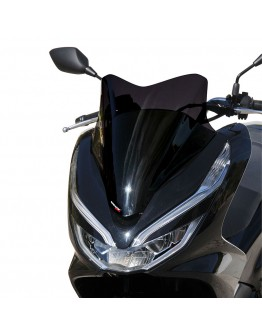 Ermax Ζελατίνα Honda PCX 125/150 18-20 Sport Dark Smoke