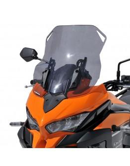 Ermax Ζελατίνα Kawasaki Versys 1000 19-20 High Light Smoke