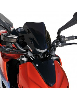 Ermax Ζελατίνα Kawasaki Z 1000 14-20 Hyper Sport Dark Smoke