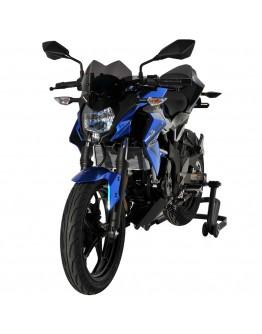 Ermax Ζελατίνα Kawasaki Z 125 19-21 Sport Dark Smoke