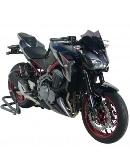 Ermax Ζελατίνα Kawasaki Z 900 17-19 Hyper Sport Dark Smoke