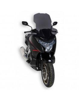 Ermax Ζελατίνα Honda Integra 750 16-20 High Dark Smoke