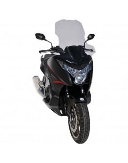Ermax Ζελατίνα Honda Integra 750 16-20 High Light Smoke