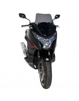 Ermax Ζελατίνα Honda Integra 750 16-20 Sport Dark Smoke