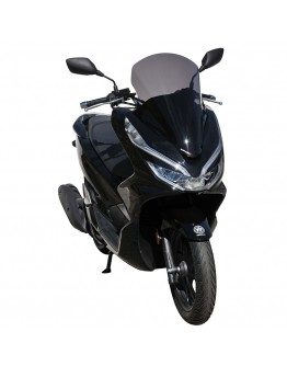 Ermax Ζελατίνα Honda PCX 125/150 18-20 High Light Smoke