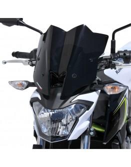 Ermax Ζελατίνα Kawasaki Z 650 17-19 Sport Dark Smoke