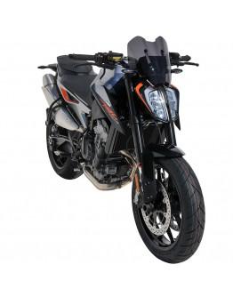 Ermax Ζελατίνα KTM Duke 790 18-21 Sport Dark Smoke
