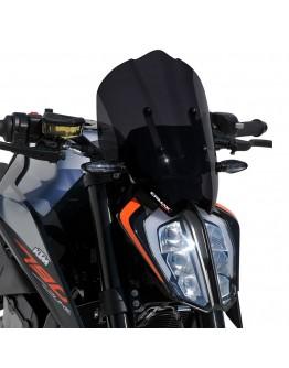 Ermax Ζελατίνα KTM Duke 790 18-20 Nose Dark Smoke