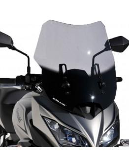 Ermax Ζελατίνα Kawasaki Versys 650 15-21 High Light Smoke