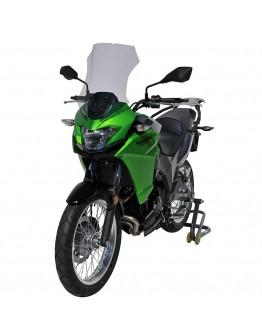 Ermax Ζελατίνα Kawasaki Versys-X 300 17-20 High Light Smoke