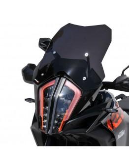 Ermax Ζελατίνα KTM Adventure S 1290 17-21 High Light Smoke