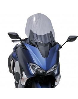 Ermax Ζελατίνα Yamaha T-Max 530 17-19 High Light Smoke