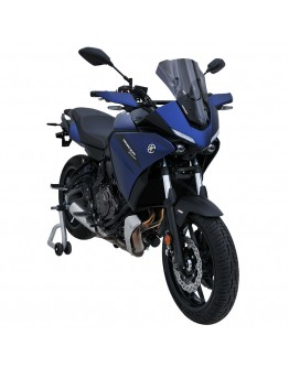 Ermax Ζελατίνα Yamaha MT-07 Tracer 20-21 Sport Dark Smoke