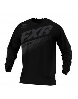 FXR MX Μπλούζα Clutch 21 Black/Ops