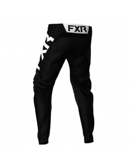 FXR MX Παντελόνι Podium Off-Road 21 Black/White
