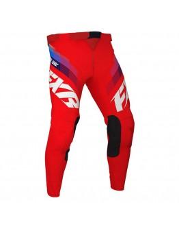 FXR MX Παντελόνι Clutch 21 Red