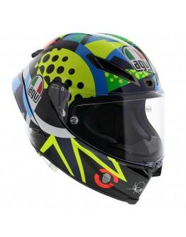 AGV Pista GP RR LTD Rossi Winter Test 2020