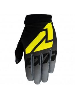 FXR MX Clutch Strap 21 Γάντια Black/Charcoal