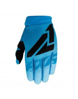FXR MX Clutch Strap 21 Γάντια Blue/Sky Blue