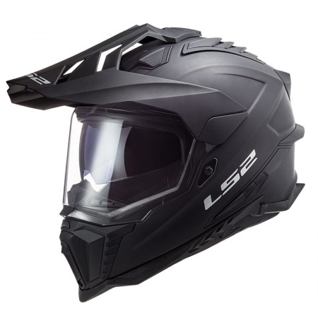 LS2 MX701 HPFC Explorer Black Matt