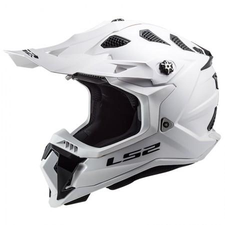 LS2 MX700 Subverter Evo White