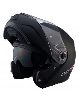 LS2 FF386.1 Ride Black Matt