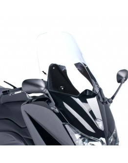 Puig Ζελατίνα V-Tech Touring Yamaha T-Max 530 12-16 Clear