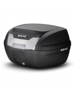 Shad Βαλίτσα SH40 40lt Black