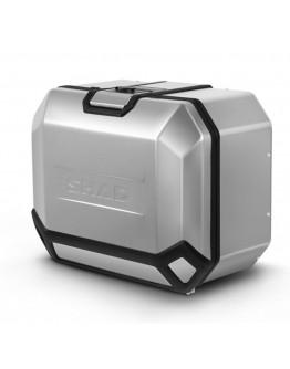 Shad Βαλίτσα Πλαϊνή Terra TR47R Aluminium Δεξιά 47lt