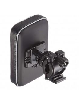 Shad Βάση Κινητού Τιμόνι X0SG10H 7x13cm Black