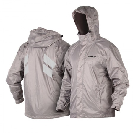 Shad Αδιάβροχο Jacket X0SR55 Silver
