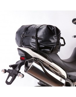 Shad Σακίδιο Πλάτης Αδιάβροχο Zulupack W0SB38 Black