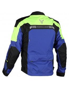 Nordcode X-Cross Jacket Blue/Fluo