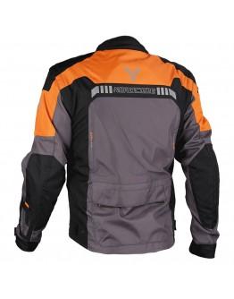 Nordcode X-Cross Jacket Grey/Orange