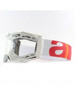 Ariete Μάσκα MX 8K 14960-082 White/Fluo Red-Orange