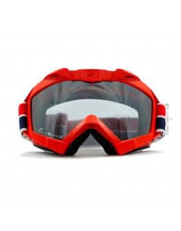 Ariete Μάσκα MX Adrenaline Primis 14001-PPRA Red